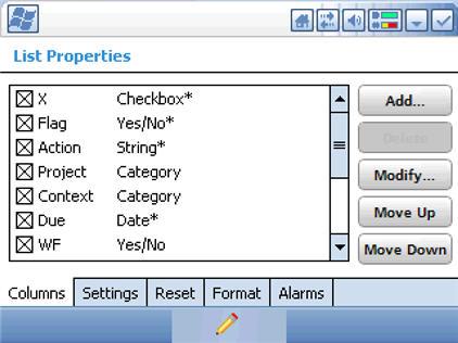 ListPro - List Structure